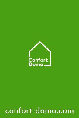 Confort Domo - Accueil