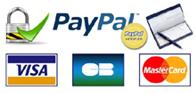 Qaïto - Paiement sécurisé : Paypal, CB, Chèque