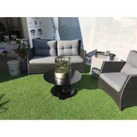 CIRANO ''Assis'' ou Salon de jardin