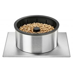 QAITO 20 Pellet burner for fireplaces with insert or woodstoves